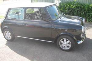 ROVER MINI 1988 coupe