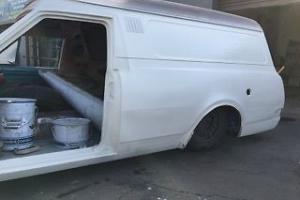 1969 Holden Ht windowless panel Van Unfinished Project MONARO GTS HK HG VL VK SH