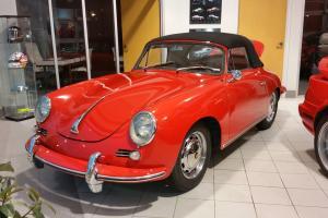 1964 Porsche 356 SC Cabriolet | eBay