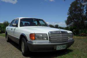 Mercedes Benz 300SEL