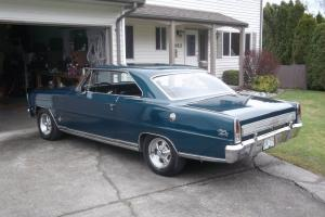 Chevrolet: Nova True SS V8 327 | eBay Photo
