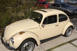 1972 Volkswagen Beetle - Classic Super Beetle
