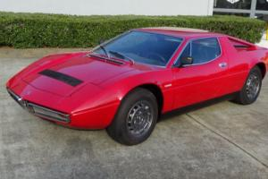 1977 Maserati MERAK SS