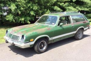 1974 Chevrolet Vega Station Wagon