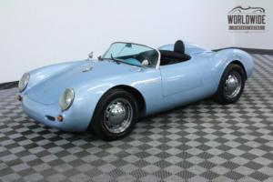 1955 Porsche SPYDER BECK RECREATION COMMANDS ATTENTION