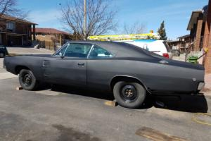1968 Dodge Charger charger