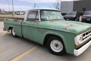 1968 Dodge Other Pickups d100