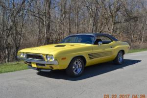 1972 Dodge Challenger RALLYE 383 6PAC