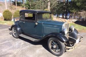 1931 Hudson SUPER SIX Photo