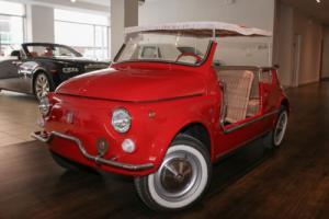 1970 Fiat 500 Jolly by Ghia