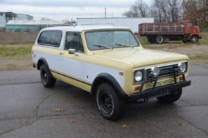 1977 International Harvester Scout Traveler