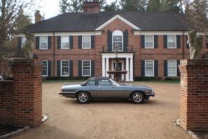 1986 Jaguar XJS targa xj xjs sc xke e type