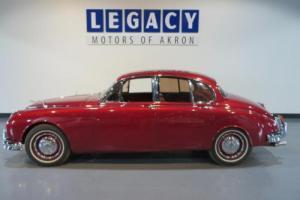 1960 Jaguar MKII -- Photo