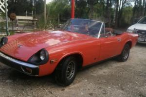 1974 jensen healey coupe compact Photo