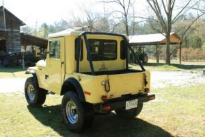 1975 Jeep CJ Photo