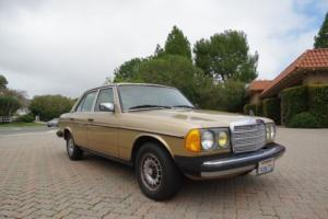 1985 Mercedes-Benz 300-Series No Reserve! 80+ Photos, Similar to 1982 1983 1984 Photo