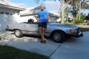 1976 Mercedes-Benz SL-Class CONVERTIBLE 2 TOPS
