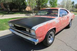 1970 Plymouth Duster Duster