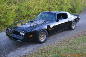 1977 Pontiac Trans Am Z 6.6L Photo