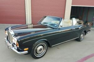 1972 Rolls-Royce Corniche Photo