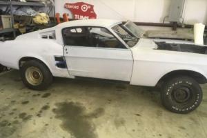 1967 Shelby Mustang Shelby