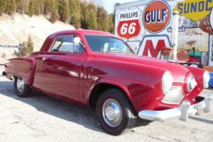 1951 Studebaker Business Coupe