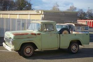 1959 Ford F-100 BIG WINDOW