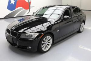2011 BMW 3-Series 328I AUTO LEATHER SUNROOF BLUETOOTH ALLOYS