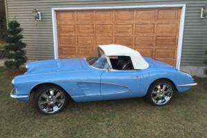 1960 Chevrolet Corvette CORVETTE