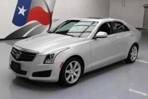 2014 Cadillac ATS 2.5L SUNROOF REAR CAM ALLOYS