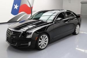2013 Cadillac ATS 3.6L PREMIUM SUNROOF NAV HUD