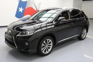 2013 Lexus RX PREM SUNROOF NAV CLIMATE SEATS