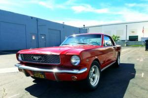 1965 Ford Mustang AUTOMATIC 3 SPEED