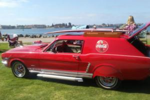 1965 Ford Mustang PONY EXPRESS