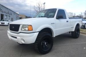 2002 Ford Ranger Edge Edition