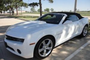 2011 Chevrolet Camaro 2LT Photo