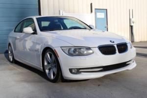 2011 BMW 3-Series 328 i Sport Premium Package 3.0L Coupe
