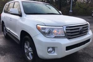 2015 Toyota Land Cruiser Land Cruiser