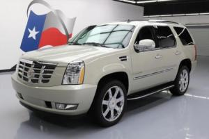2014 Cadillac Escalade LUXURY SUNROOF NAV DVD 22'S