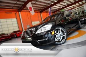 2012 Mercedes-Benz S-Class S63 AMG Photo