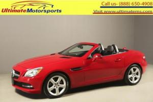 2015 Mercedes-Benz SLK-Class 2015 SLK250 NAV PANO LEATHER HEATSEAT WARRANTY