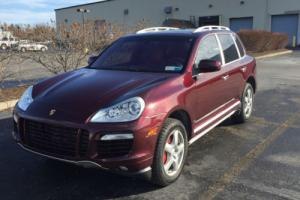 2008 Porsche Cayenne Turbo Photo