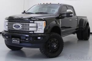 2017 Ford F-450 Platinum