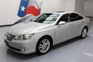 2010 Lexus ES 350 SEDAN SUNROOF CLIMATE SEATS