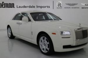 2011 Rolls-Royce Ghost CERTIFIED GHOST SEDAN
