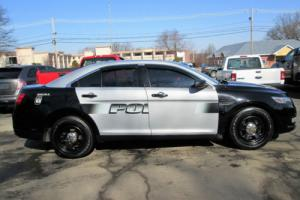 2013 Ford Taurus Police Interceptor AWD Low Mile 1 Owner NO RESERVE