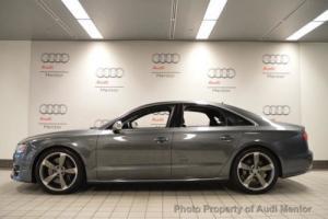 2015 Audi S8 4dr Sedan