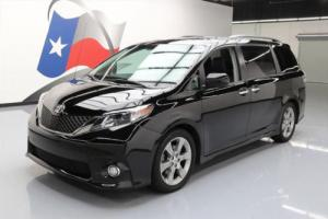 2014 Toyota Sienna SE SUNROOF REAR CAM PWR DOORS