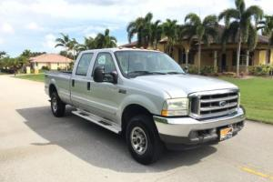 2002 Ford F-250 Long Bed 7.3 Power Stroke