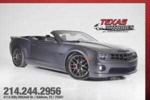 2011 Chevrolet Camaro SS 2SS Convertible Cammed With Many Upgrades!